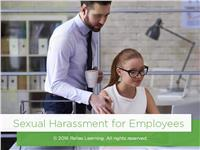 Sexual Harassment for Employees